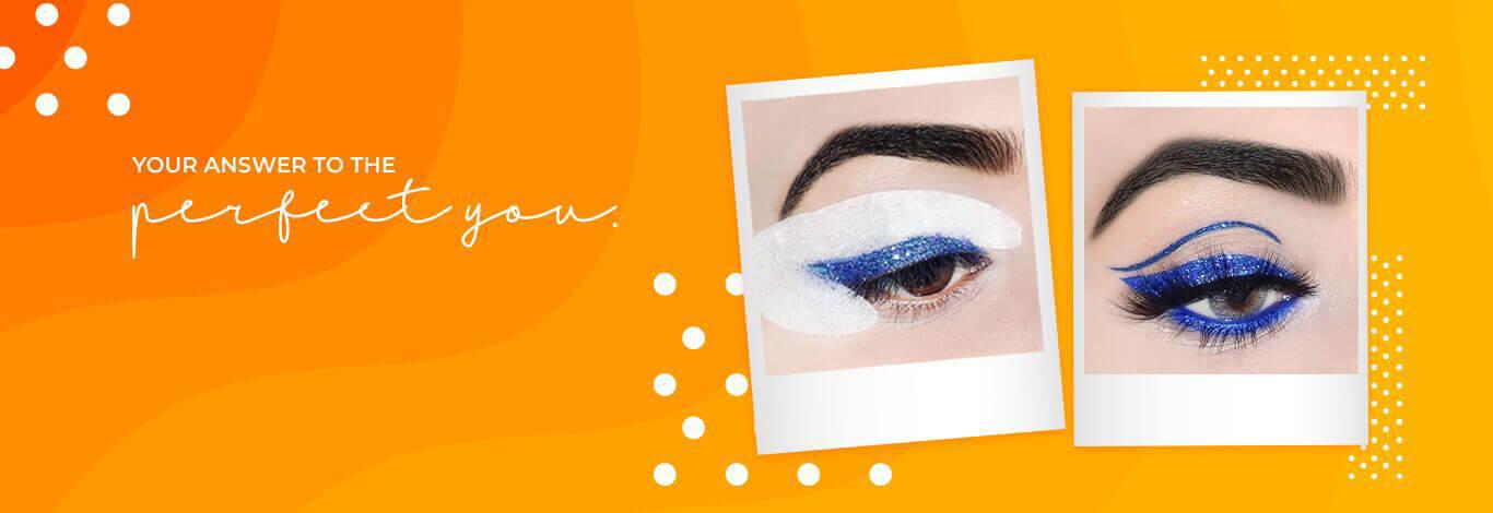 Eyeliner banner